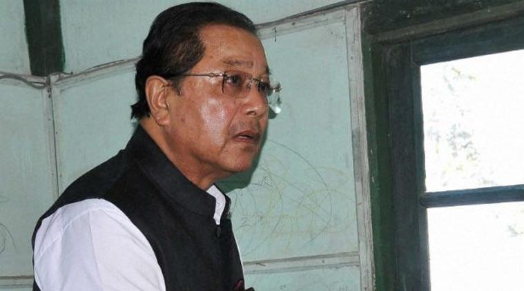 Chief Minister of Mizoram Pu Lal Thanhawla. (Source: PTI/File)