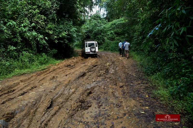 Phuba road