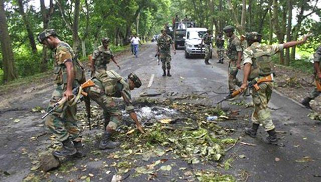 Nagaland: Militants gun down 8 Assam Rifles men near Myanmar border | India | Hindustan Times