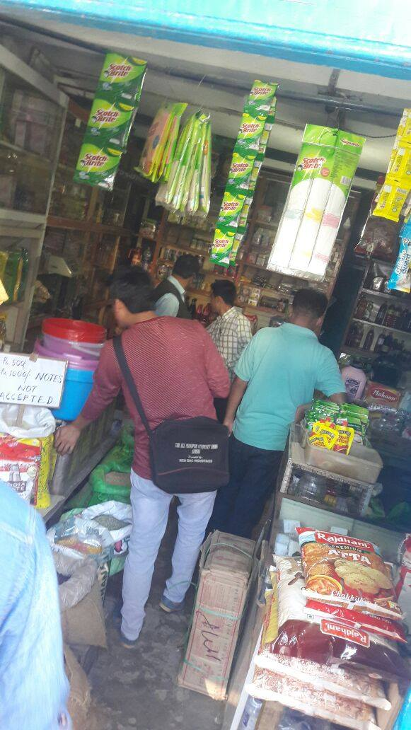 amsu drive in thangal bazar
