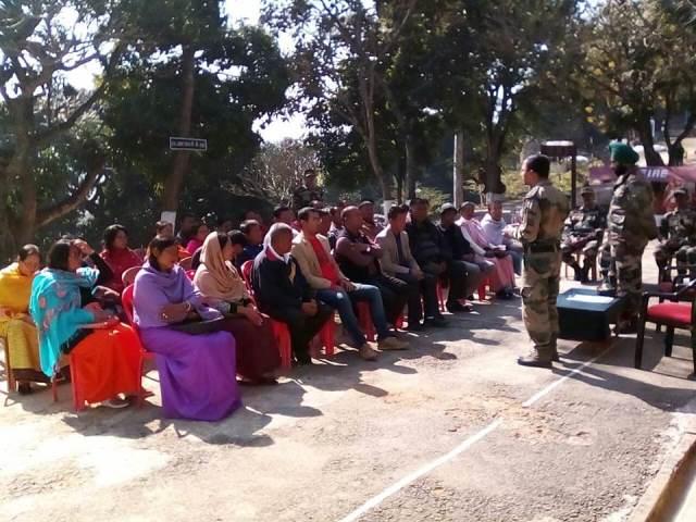 Assam Rifles conducts security meet