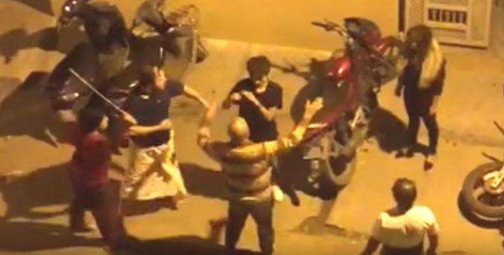 Bengaluru NE girls beating