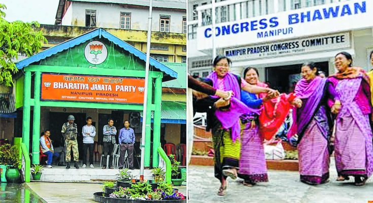 Pol-parties-intensify-poll-activities-roll-up-sleeves