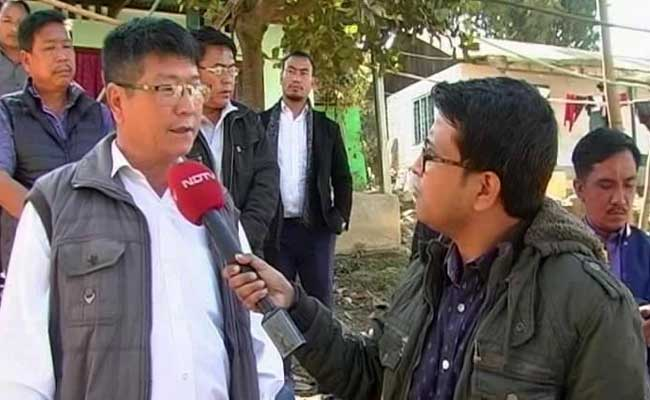 Naga Ancestral Land In Manipur Is Non-Negotiable