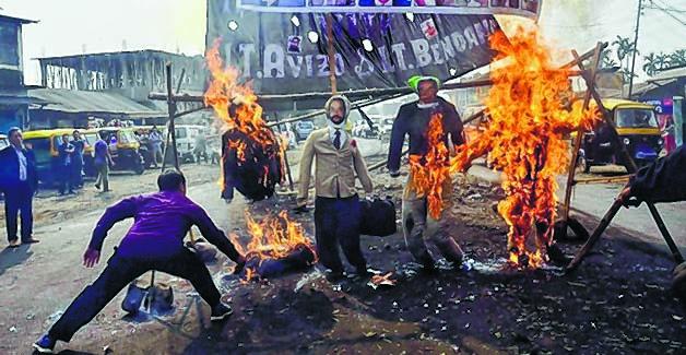 efront____Nagaland-bandh-disrupts-normal-life